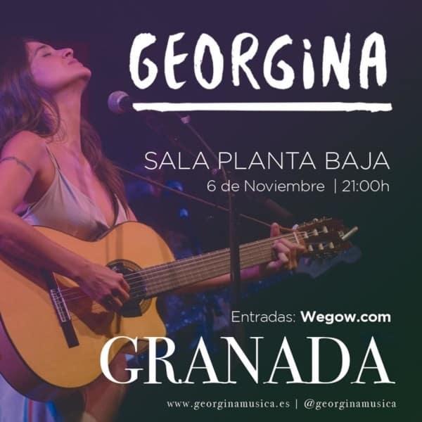 Georgina *aplazADO* (06.11.20) Planta Baja
