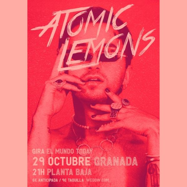 Atomic Lemons (29.10.21) Planta Baja