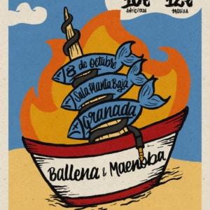 Ballena & Maenoba (08.10.21) Planta Baja