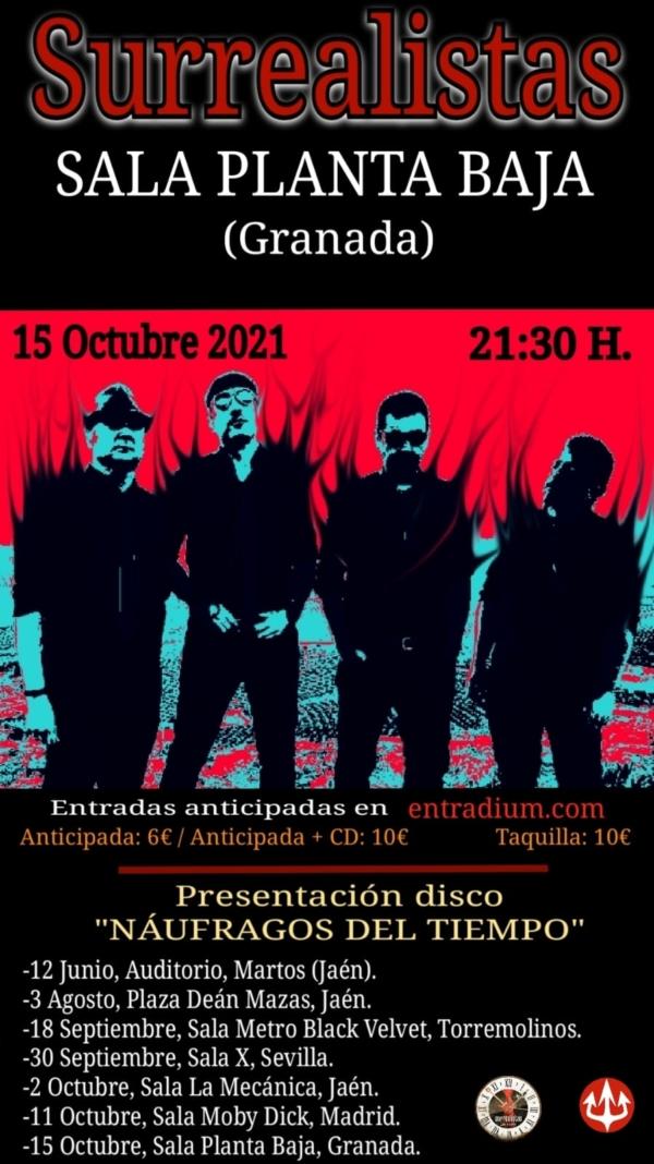 SURREALISTAS (15/10/21) Planta Baja