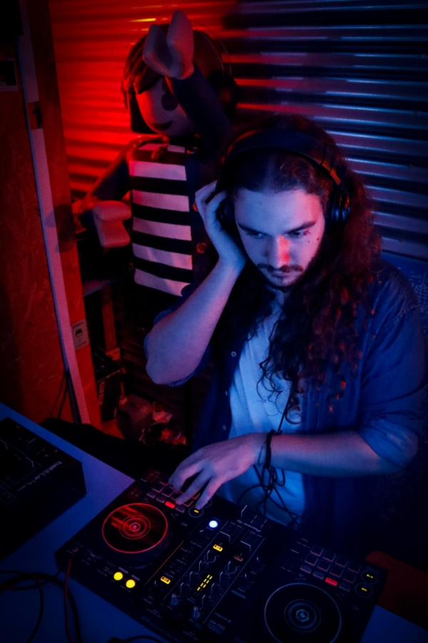 Mane DJ (sesión dj sala a) (15/10/21) Planta Baja